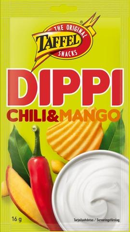 Taffel Chili-Mango Dippimauste 16G