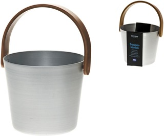 Rento saunasanko alumiini natural