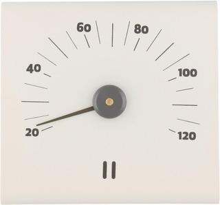 Rento Saunan Lämpömittari Valkoinen