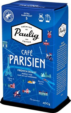 Paulig Café Parisien 400G Hienojauhettu Kahvi Utz