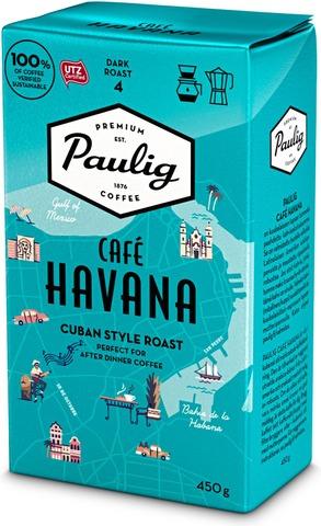 Paulig Café Havana 450g jauhettu kahvi UTZ