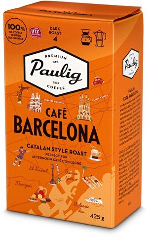 Paulig Café Barcelona 425 G Suodatinjauhettu Kahvi Utz