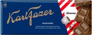 Karl Fazer 200G Marianne, Piparmintturouhe Maitosuklaalevy