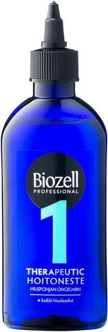 Biozell Professional Therapeutic 1 Hoitoneste Tonic Kaikille Hiuslaaduille 200Ml