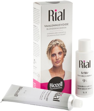 Biozell Professional Rial Vaalennusvoide 60Ml