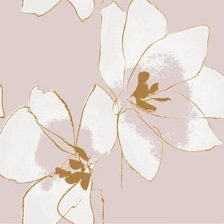 Pentik Tissue Lautasliina Amaryllis Rosa 33Cm 20Kpl