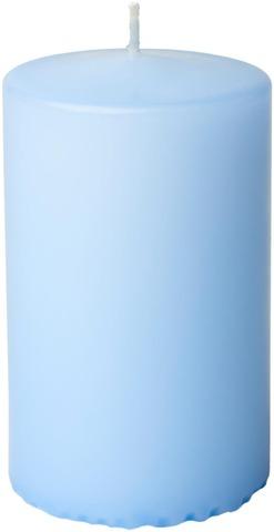 Havi 1Kpl/70X12cm Pöytäkynttilä Vaaleansininen 50 H