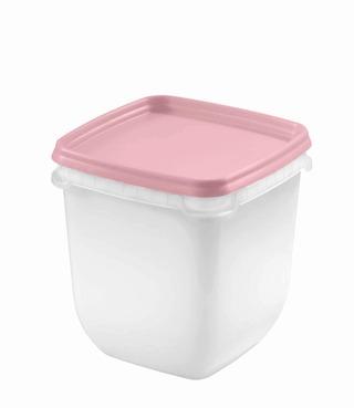 GastroMax 3 x 1 L roosa pakastusrasia