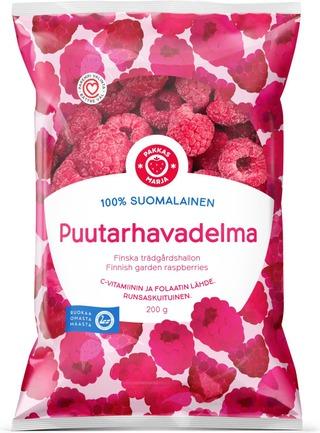 Pakkasmarja 200G Suomalainen Puutarhavadelma