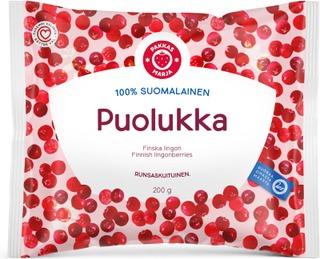 Pakkasmarja  100% Suomalainen Puolukka 200G