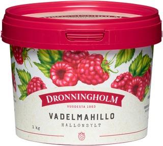 Dronningholm Vadelmahillo 1kg