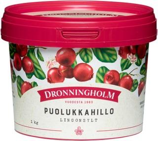 Dronningholm Puolukkahillo 1kg