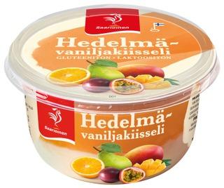 Saarioinen Hedelmä-Vaniljakiisseli 175G