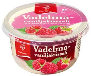 Saarioinen Vadelma-Vaniljakiisseli 175G