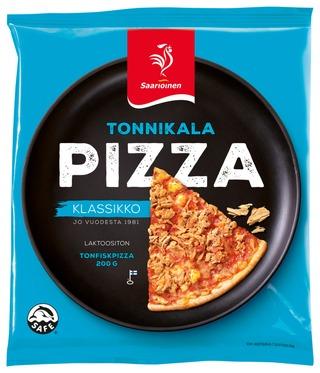 Saarioinen Tonnikalapizza 200G