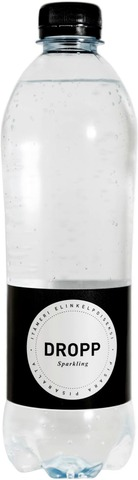 Dropp 0,5L Pullo Hiilihapollinen Lähdevesi