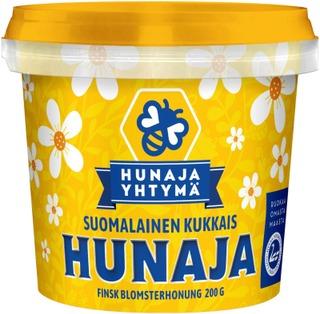 Hunajayhtymä 200G Suomalainen Kukkaishunaja