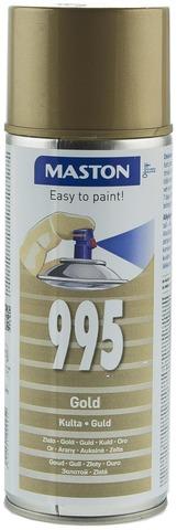 Maston Spraymaali Kulta 995 400Ml