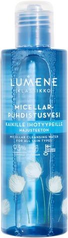 Lumene Klassikko Micellar-Puhdistusvesi 200Ml