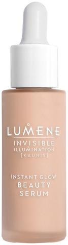 Lumene Invisible Illumination Instant Glow Sävyseerumi Universal Medium 30Ml