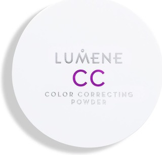 Lumene Cc Color Correcting Puuteri Light/Medium 10G