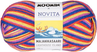 Novita Majakkasaari 100g Uimapuku 820 lanka