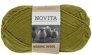Novita Nordic Wool 50 g Sammal 337 lanka