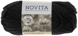 Novita Cotton Soft 50g lanka noki 099