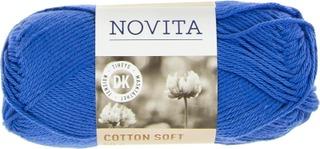 Novita Cotton Soft 50g lanka taivas 124