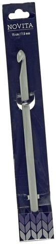 Novita virkkuukoukku 7,0mm 15cm