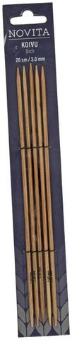Novita Koivu sukkapuikko 20cm 3,0mm