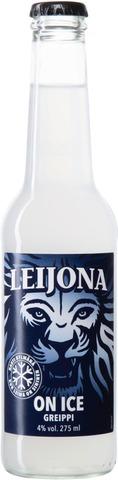 Leijona On Ice Greippi 4% 27,5 cl