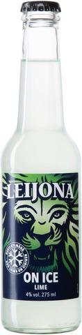Leijona On Ice Lime 4% 27,5 cl