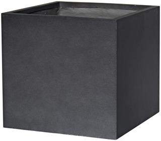 House ulkoruukku 29x29x29cm kevytsementti harmaa