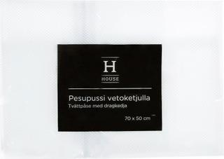 House Pesupussi Vetoketjulla 70X50cm