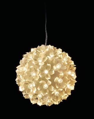House Flower Ball Koristevalo 50Led Ip44