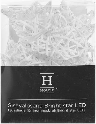 House Sisävalosarja Bright Star 10Led