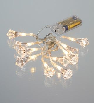 House Sisävalosarja Diamond 10Led
