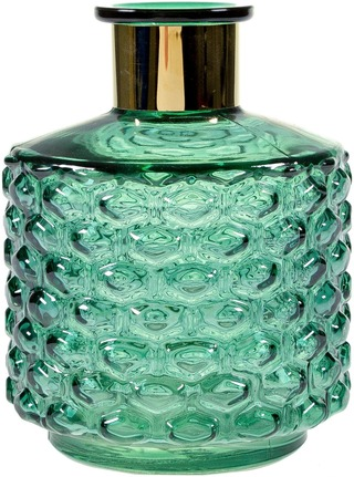 House Bottle Green maljakko 19cm