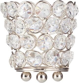 House lämpökynttilälyhty kristallia 8cm
