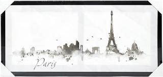 Paris canvastaulu 38x80 cm