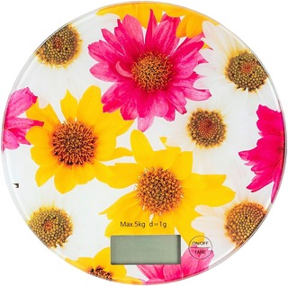House keittiövaaka kukka, lajitelma