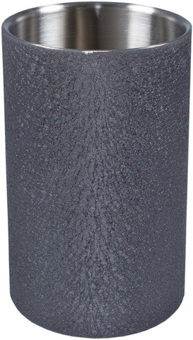 Viininjäähdytin 12 cm musta
