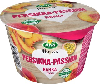 Arla Ihana 200 g persikka-passion laktoositon rahka