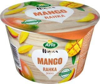 Arla Ihana 200 g Mango laktoositon rahka