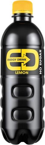 ED Lemon No Sugar Energiajuoma 0,5 l