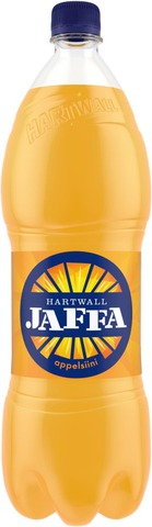 Hartwall Jaffa Appelsiini Virvoitusjuoma 1,5 L