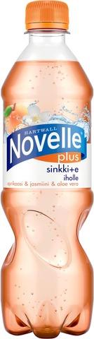 Hartwall Novelle Plus Sinkki + E 0,5 L