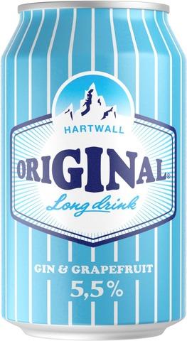 Hartwall Original Long Drink 5,5% 0,33 L