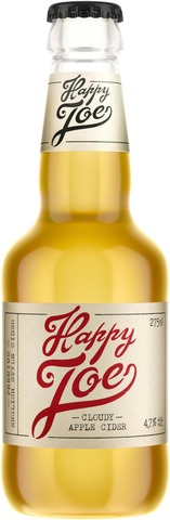 Happy Joe Cloudy Apple siideri 4,7% 0,275 l
